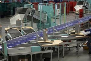 TNT Post schaft vijf sorteersystemen aan