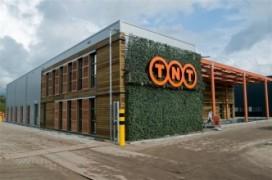 TNT Post heeft duurzaamste dc van Nederland