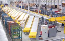 Vanderlande stijgt in materials handling top-20