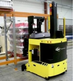 BPI Indupac transporteert pallets met AGV's