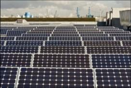 Lidl dc's krijgen zonnepanelen