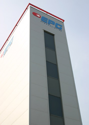 EPG plaatst torenhoge shuttlekasten
