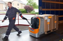 Still introduceert compacte elektropallettrucks