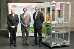 FloraHolland plaatst megaorder voor standaard stapelkar