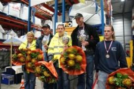 Voorrondes en finale NKIT tijdens Logistica 2009
