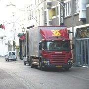 Rotterdam pakt binnenstedelijke distributie aan