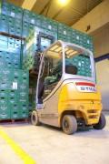 Heineken besteedt interne transportvloot uit aan Still