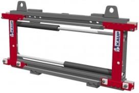 Kaup introduceert B-serie vorkverstellers