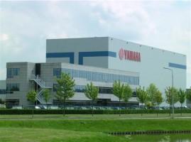 Yamaha moderniseert reserveonderdelenmagazijn