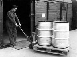 Toyota zoekt oudste BT handpallettruck