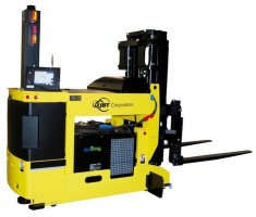Brandstofcel AGV's voor bandenfabriek