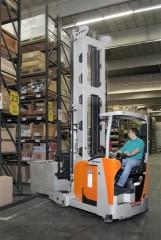 Still introduceert GX smallegangen truck