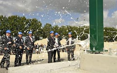 Bouw distributiecentrum Hi Logistics Oosterhout gestart