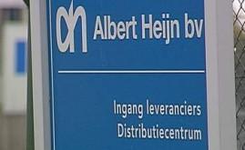 Boze boeren blokkeren dc Albert Heijn