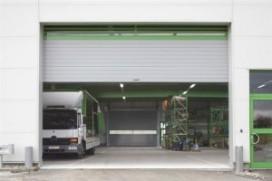 Albany opent snelroldeur op Logistica