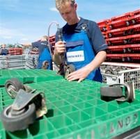 Hoza bespaart rolcontainerkosten op Logistica