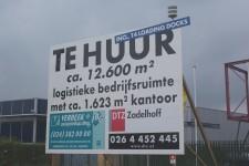 Daling opname logistiek vastgoed zet door