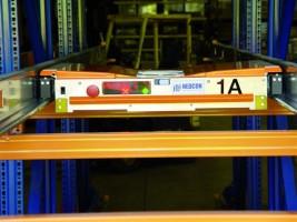 Nedcon toont verbeterde pallet Shuttle op Logistica