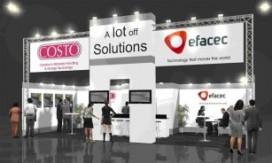 Costo toont nieuwe partner op Logistica