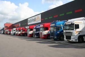DailyFresh Logistics volop in ontwikkeling
