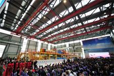 Airbus opent logistiek centrum in Tianjin