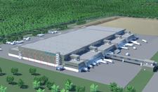 INEX rolt drie material handling systemen uit in groot dc