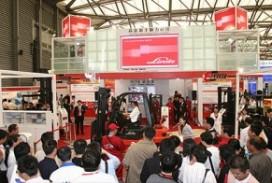 Grote merken ontbreken op CeMAT Azië