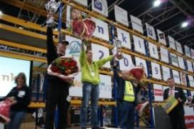 Van Eck pakt nieuw record op NKIT 2009
