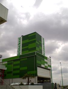 Heineken rolt WMS met RF uit