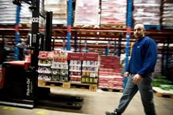 Coop in Zweden verdubbelt productiviteit pickproces