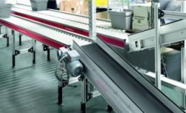 Modulaire conveyor voor snelle inzet