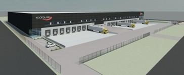 Majestic bouwt distributiecentrum in Bergen op Zoom