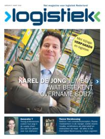 Thema Warehousing in Logistiek Magazine