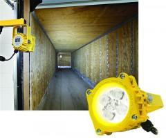 LED-dockverlichting is veiliger en zuiniger