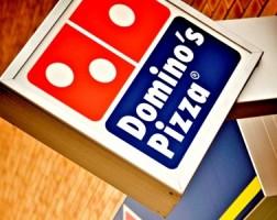 Domino's Pizza betrekt bescheiden dc