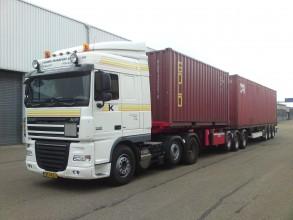 Kamps Transport zet twee ecocombi's in