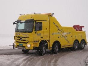 Nieuw zwaar bergingsvoertuig bij Smink Transport