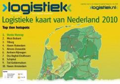 Logistieke hotspot van Nederland 2010: Venlo-Venray