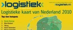 'Logistieke Kaart 2010' nu gratis verkrijgbaar