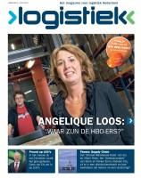 Logistiek Magazine mét gratis Jaarboek Warehousing