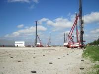 Tweede bouwfase Distributiecentrum Afrikahaven van start