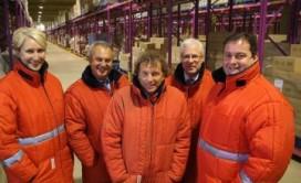 Partner Logistics opent grootste vrieshuis van UK