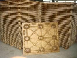 Palletleverancier werkt met duurzaam hout