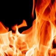 Brandscherm van textiel voldoet aan norm