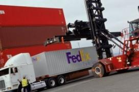 FedEx doelwit China in handelsvete met VS