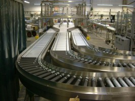 Conveyor Units neemt B.A Distribution over