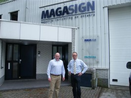 Space Solutions neemt Magasign over