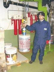 Drukknoploze tilhulp van EBD Techniek
