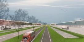 Logistiek Park Moerdijk krijgt interne baan naar haven