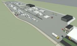 Archicom ontwikkelt grote railterminal in Roemenië